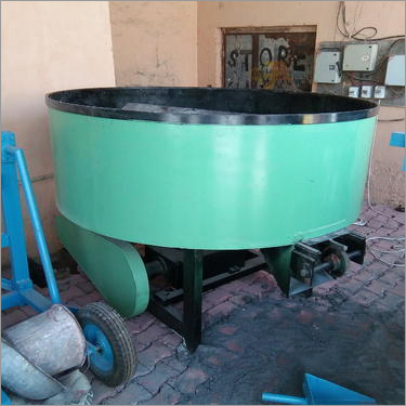 Pan Mixer Concrete