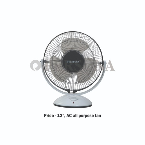 Solar DC Rechargeble Fan