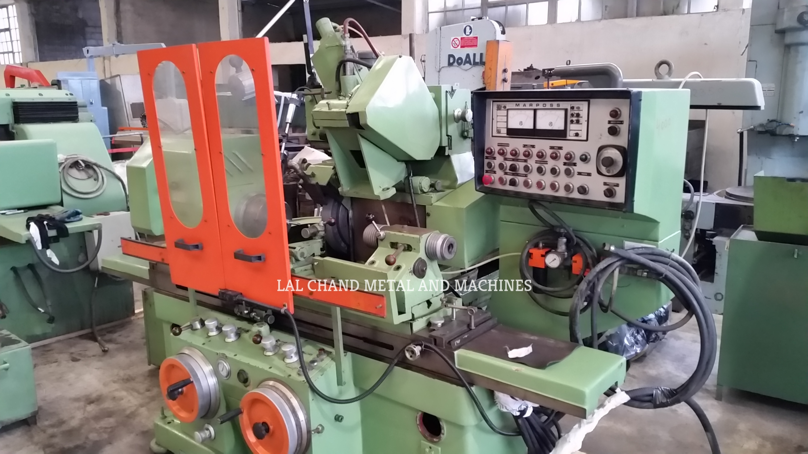 Cylindrical Grinder , ZOCCA
