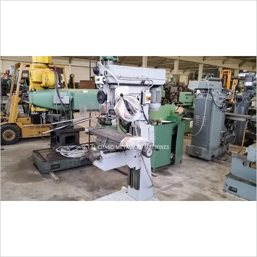 Vertical Milling And Drilling Machine, famup