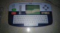 Inkjet Printers Keypad