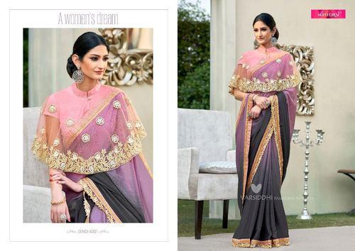 Indian Designer Saree