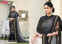 Indian Party Wear Designer Saree