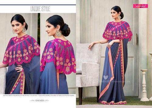 Party Wear Indian Designer Saree
