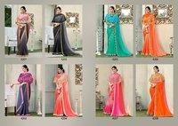 Mintorsi Designer Saree, Roopmala 4201 To 4208 Ser
