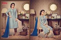 Designer Plazzo Salwar Kameez