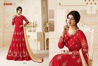 Georgette Designer Anarakali Salwar Suit