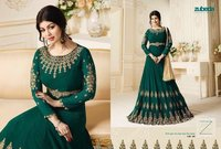 Georgette Designer Party wear Gown
