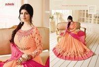 Georgette Designer Anarakali Salwar Kameez