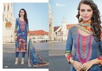 Digital Printed Designer Salwar Suit