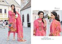 Digital Printed Designer Salwar Kameez