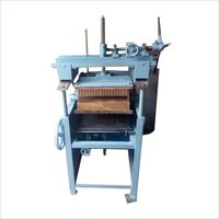 Dustless Chalk Making Machine