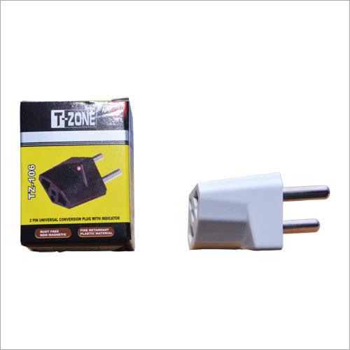2 Pin Conversion Plug