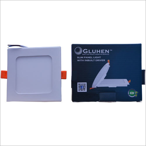 6W Square Panel Light