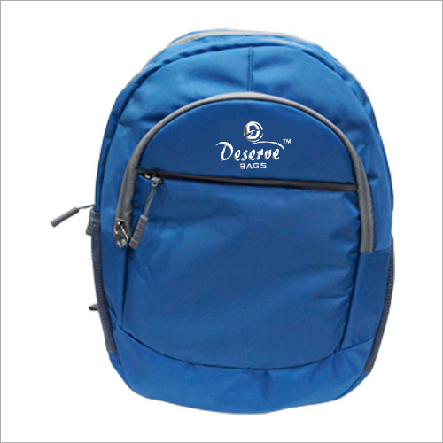 Plain College Backpack