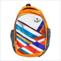 Printed Laptop Backpack