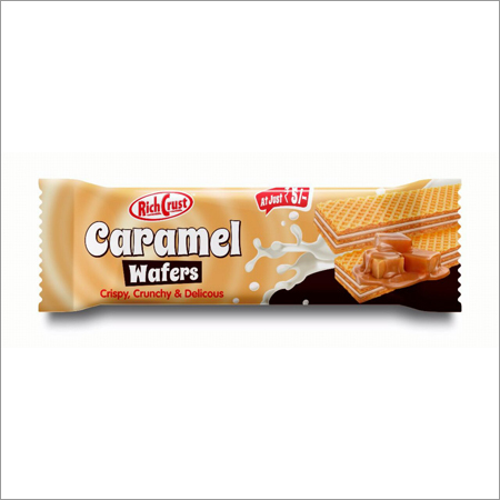 Caramel Wafer
