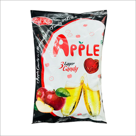 Apple 3 Layered Candy