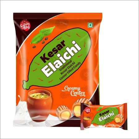 Kesar Elaichi (Sweet Milk Center Filled)