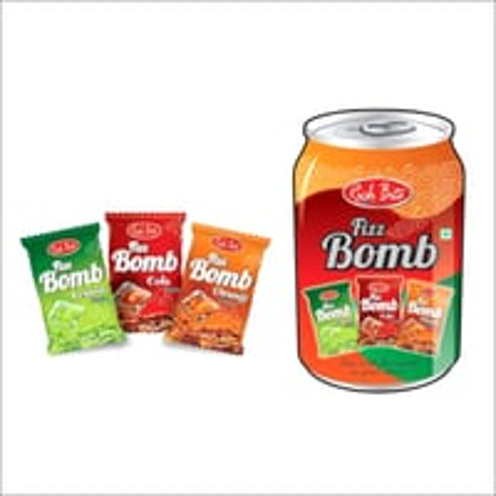 Fizz Bomb (Cola Candy)