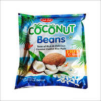 Coconut Beans (Coconut layered Beans)