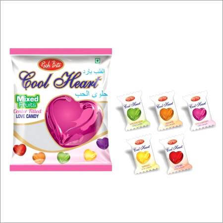 Mix Fruit Love Candy
