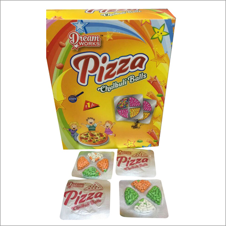 Pizza (4 In 1 Flavored Saunf)