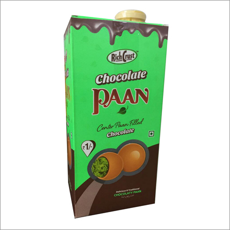 Chocolate Paan (Paan Filled Choco Balls)