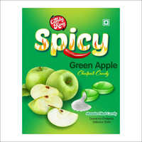 Spicy Green Apple Candy