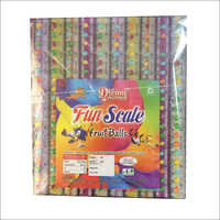 Fun Scale Fruit Balls