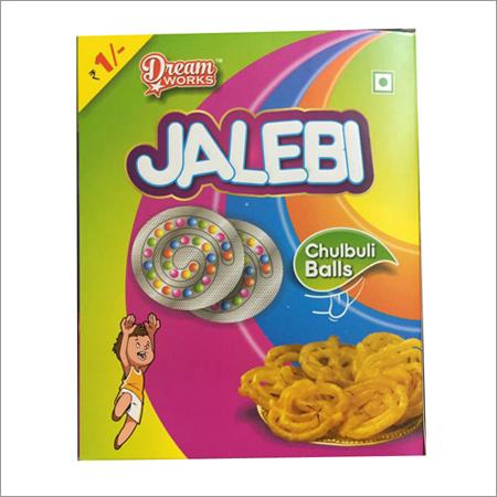 JALEBI (Chulbuli Fruit Balls)