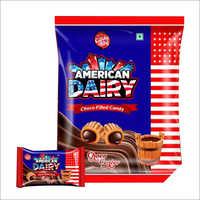 American Dairy (Sweet Milk Center Fill)