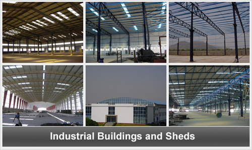 Industrial Sheds and Godowns