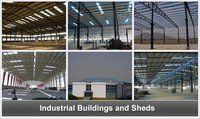 Godowns Industrial Sheds