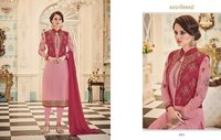 WEDDING WEAR GEORGETTE FABRIC SALWAR KAMEEZ