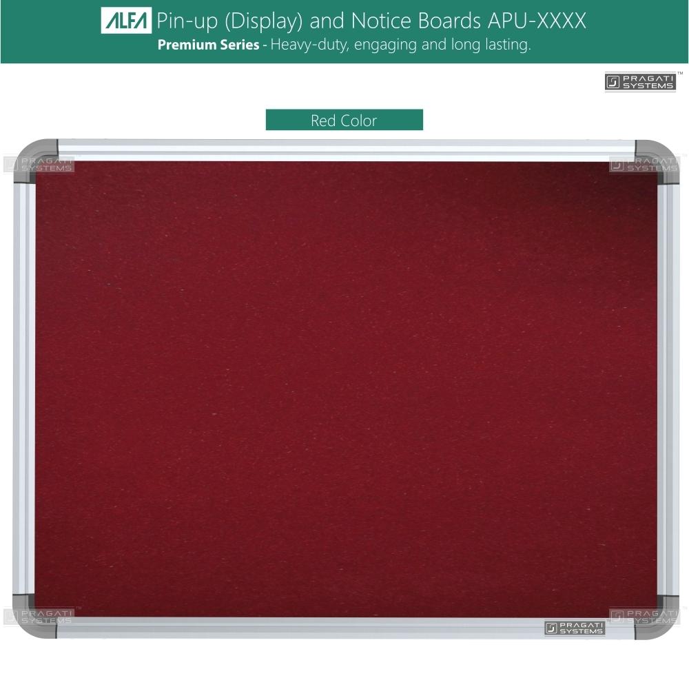 Alfa Heavy-duty Pin-up Boards (Display Boards)
