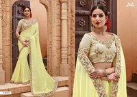 Fancy Designer Saree For Festival