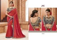 Fancy Designer Printed Saree