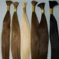 BLEACHED HUMAN HAIR EXTENSION