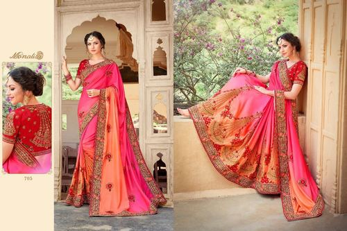 Indian Designer Saree For Festival