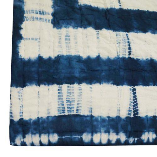 Cotton Shibori Tie Dye Jaipuri Quilt
