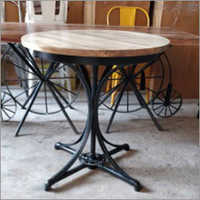 Restaurant Round Table