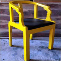 Wooden Cafe Chair