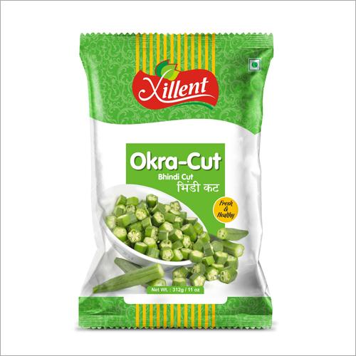 Okra Cut Bhindi