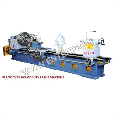 Plano Type Heavy Duty Lathe Machine