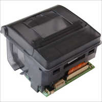 Panel Mount Thermal Printer with larger bucket size