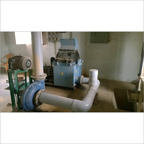 Rice Husk - Rice Bran Hammer Machine