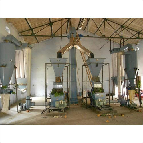 Rice Husk - Rough Rice Bran Grinding Plant