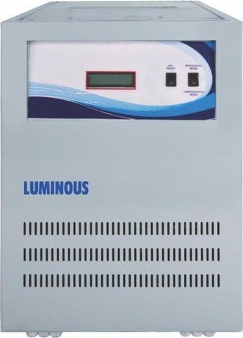 Luminous power backup solution