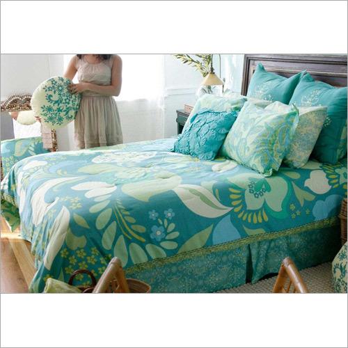 Pure Sanganeri Cotton Bedsheet
